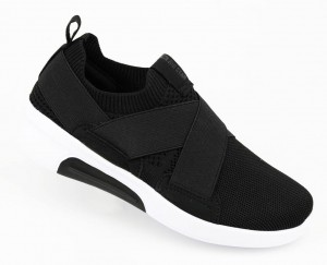 Sneakersy joggingi czarne BIG STAR 274890